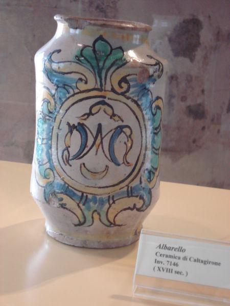 Museo civico al Castello Ursino - Catania
